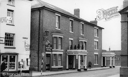Kington, Burton Hotel c.1965
