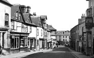 Kington, Church Street c1956