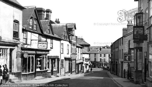 Kington, Church Street c1955