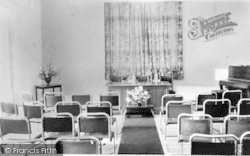 Kington, Dunfield House Conference Centre, The Chapel c.1955
