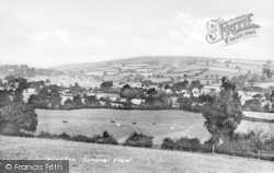Kington, General View c.1939