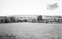Kington, General View c.1955