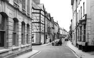 Kington, High Street c1960