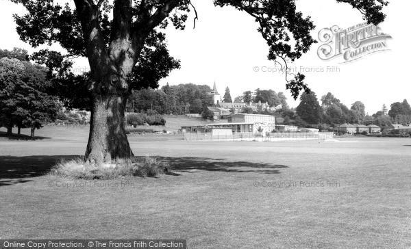 Kington, Lady Hawkins School c1960