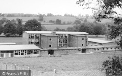 Kington, Lady Hawkins School c.1965