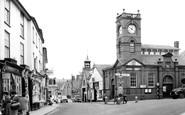 Kington, Old Market Hall c1965