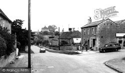 Kington St Michael, The Village And Post Office c.1960