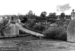 Kington St Michael, The Village c.1950