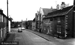 Kington St Michael, The Village c.1960