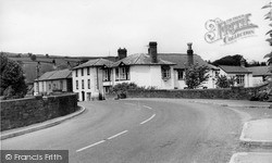 Kington, The Bridge c.1965