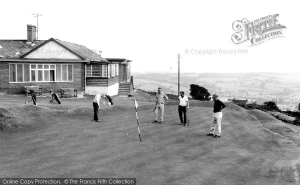 Photo of Kington, The Golf Club c.1965
