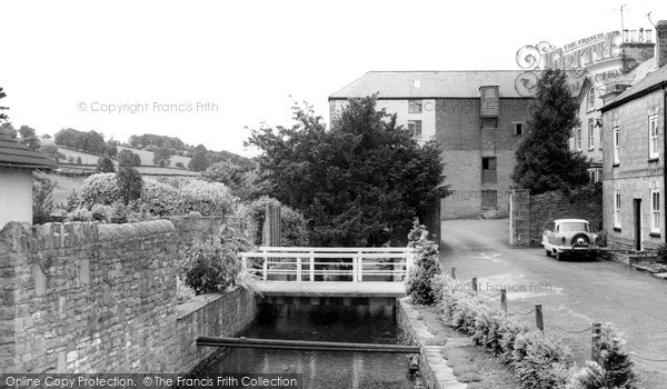 Kington, the Mill c1965