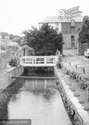 Kington, The Mill c.1965