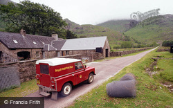 Royal Mail Post Bus c.1985, Kinloch Hourn