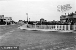 Kinmel Bay, Abergele Road c.1939