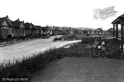 Kinmel Bay, Aled Gardens, Sandy Cove c.1939
