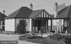 Kinmel Bay, Exhibition Bungalow, Woodside Avenue, Sandy Cove c.1939
