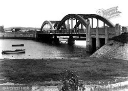 Kinmel Bay, Foryd Bridge c.1939