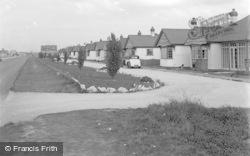 Kinmel Bay, Foryd Road c.1939
