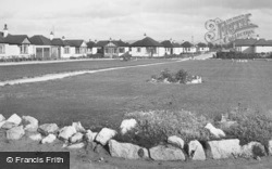 Kinmel Bay, Main Lawn, Woodside Avenue, Sandy Cove c.1955