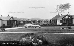 Sandy Cove, Aled Gardens c.1940, Kinmel Bay