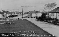 Sandy Cove Estate, Clwyd Gardens c.1960, Kinmel Bay