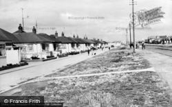 Sandy Cove Estate, Foryd Road c.1960, Kinmel Bay