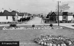 Sandy Cove Estte, Rhys Avenue c.1960, Kinmel Bay