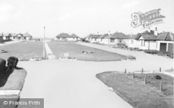 Kinmel Bay, Sandy Cove, Woodside Avenue, Main Lawn c.1960