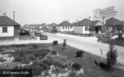 Woodside Avenue, Sandy Cove c.1940, Kinmel Bay