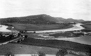 Kinnoull, from Edinburgh Rocks 1899