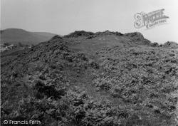 Kintyre, Aird Castle 1955