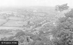 Kinver, And Austin Rock From The Edge 1949