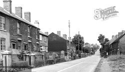 Kinver, Enville Road c.1955