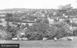 Kinver, General View c.1965