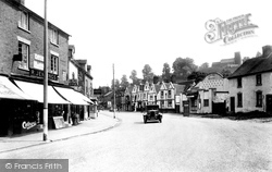 Kinver, High Street 1931
