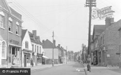 Kinver, High Street 1949