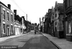 Kinver, High Street 1949