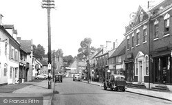Kinver, High Street c.1955
