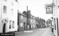 Kinver, High Street c.1965