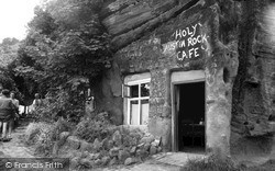 Kinver, Holy Austin Rock Cafe 1951