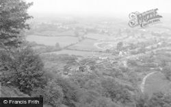 Kinver, Holy Austin Rock From The Edge 1951