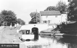 Kinver, Hyde Lock c.1969
