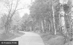 Kinver, Kingsford Lane 1951