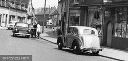 Kinver, Morris 8 Car c.1955