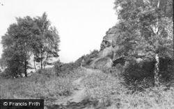 Kinver, Pleasant Paths c.1950