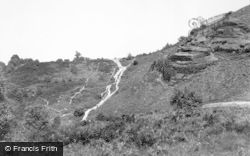 Kinver, Pleasant Paths On The Edge c.1950