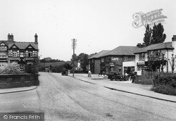 Kinver, Potters Cross 1951