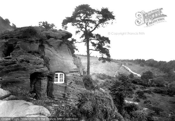Photo of Kinver, Rock House 1931