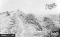Kinver, Roman Encampment 1931